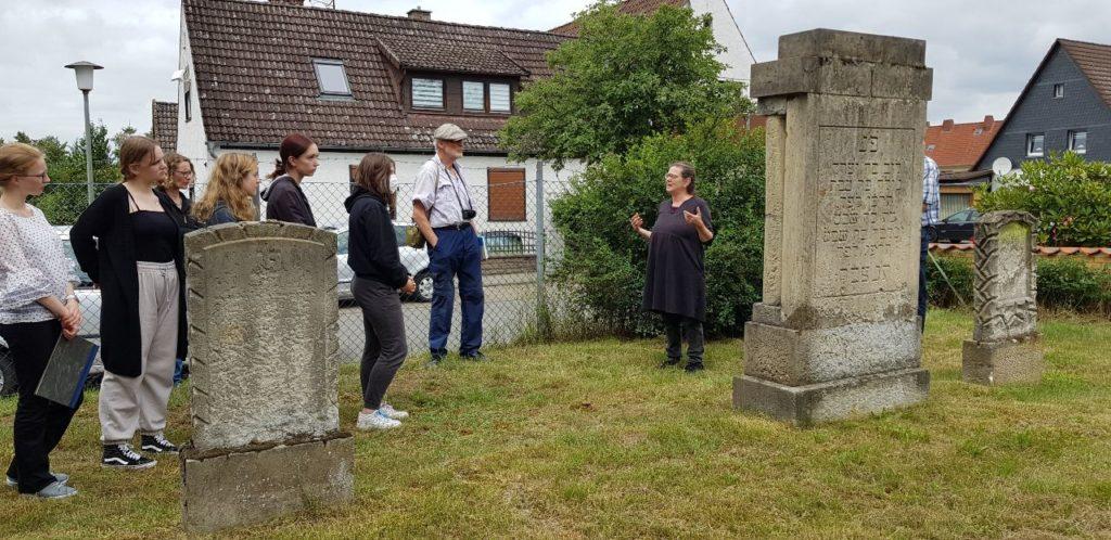 Dokumentation des jüdischen Friedhofs Uelzen